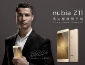 Ronaldo odabrao ZTE Nubia Z11 telefon
