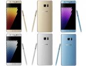 Oficijalne slike Samsung Galaxy Note 7 telefona