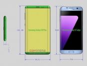 Pojavile se dimenzije Samsung Galaxy S8 telefona?