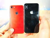Apple iPhone 8 prototip video