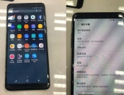 Samsung Galaxy A8+ 2018 prva fotografija