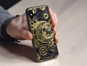 Caviar Complications Skeleton iPhone XS najluđi telefon!?