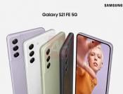 Samsung Galaxy S21 FE 5G promo render