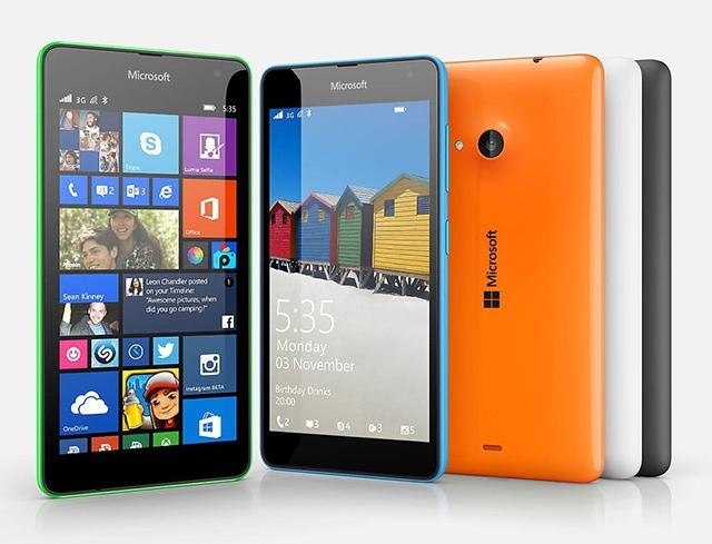 Stižu novi Windows Phone telefoni