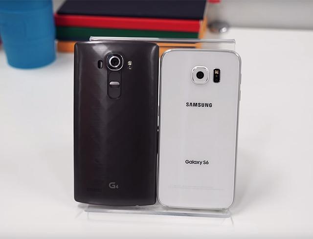 Ko ima bolju kameru, Samsung Galaxy S6 ili LG G4?