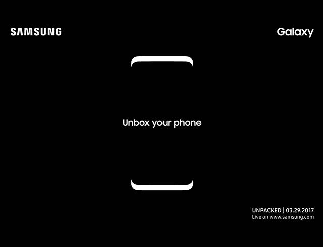 [Pozivnica] Samsung Galaxy Unpacked 2017 - Otpakujte svoj telefon