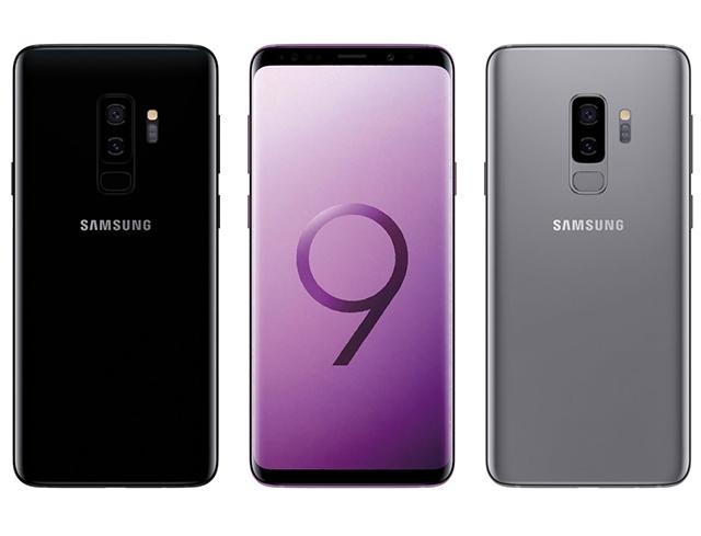 Samsung Galaxy S9 i S9+ objavljene službene render slike
