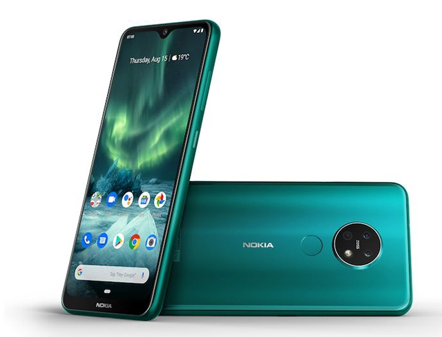 Nokia telefoni 6.2 i 7.2 dolaze na jesen