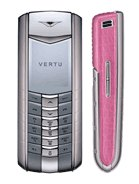 Vertu Ascent Pink